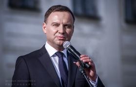 Prezydent Andrzej Duda, Radzyń Podlaski