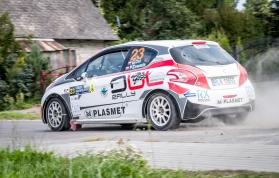 Rajdowe Samochodowe Mistrzostwa Polski 2016